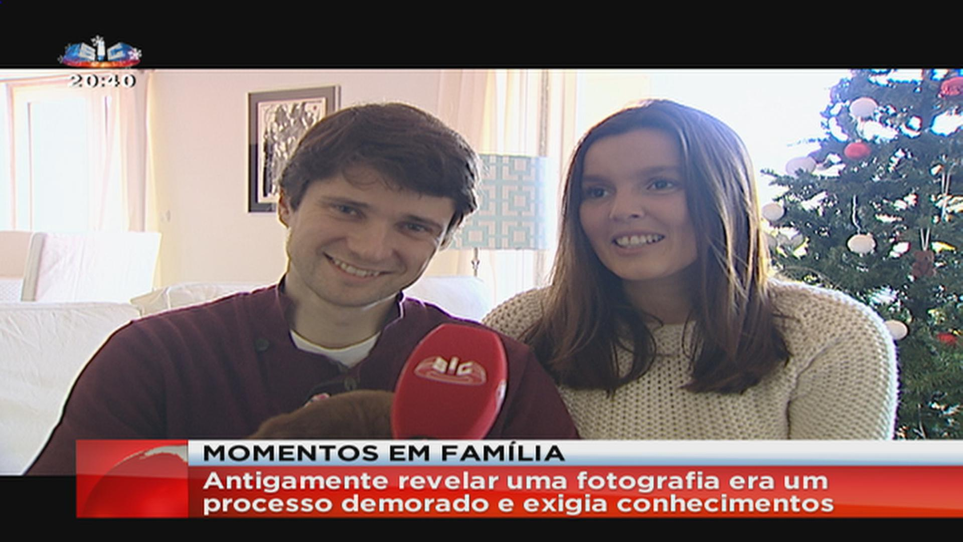 Reportagem SIC no Jornal da Noite