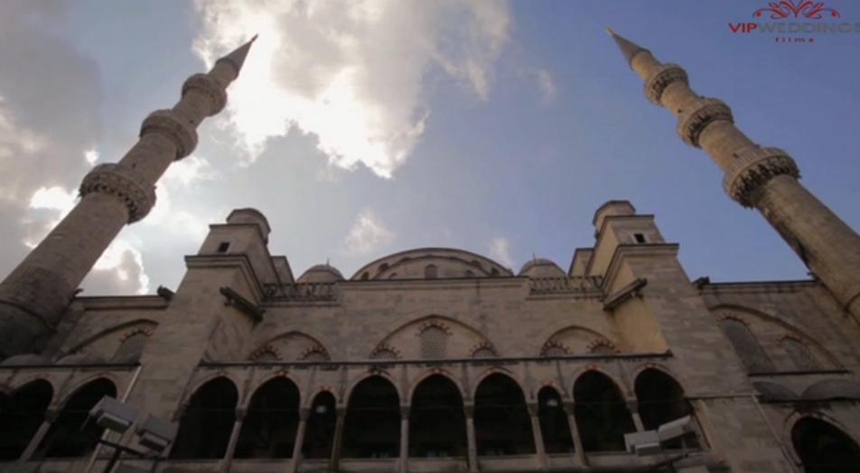 Clip do dia em Istambul na Turquia – Elif and Mark {Same day edit}