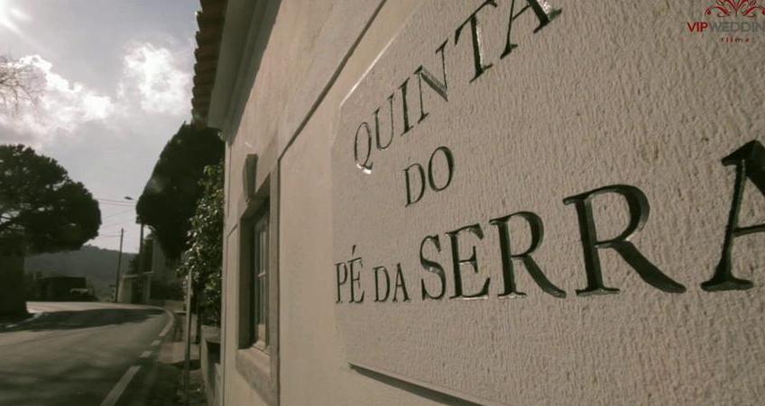 Na Quinta do Pé da Serra