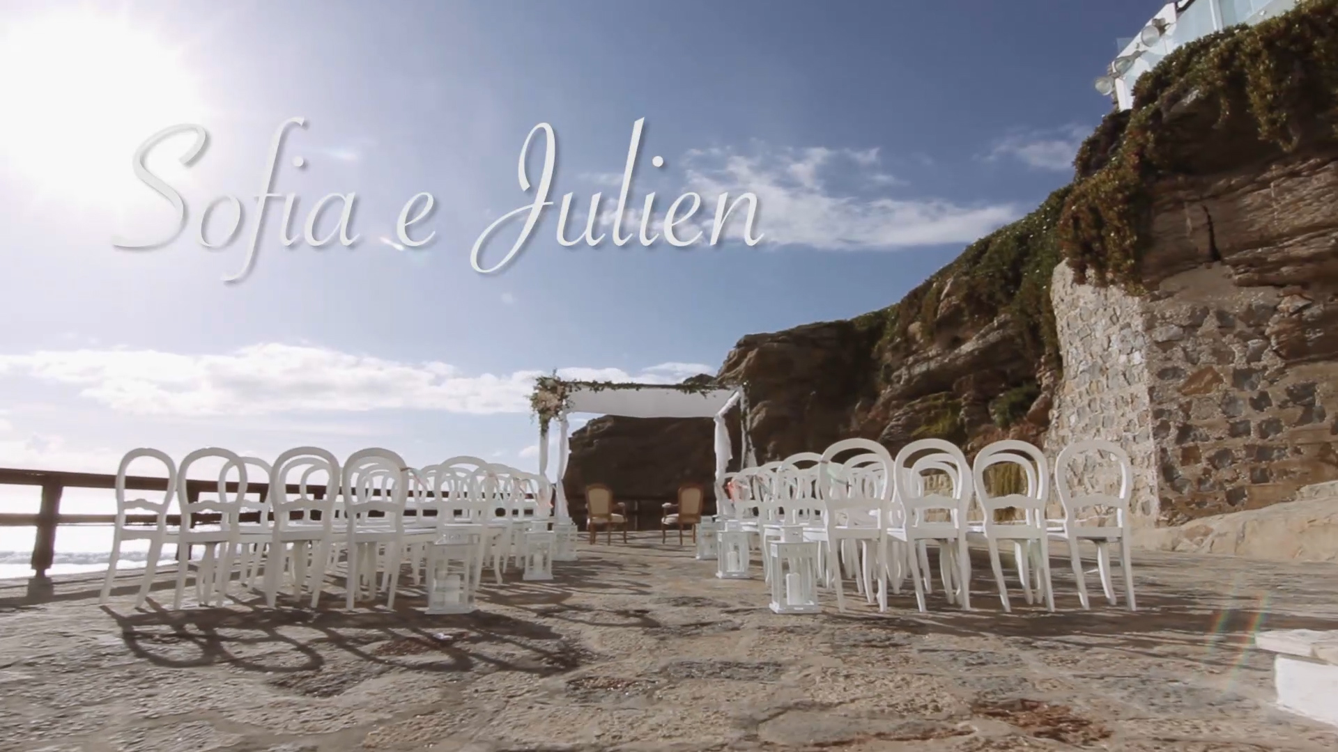 Sofia e Julien [Intro Same day edit] {Guincho, Portugal}