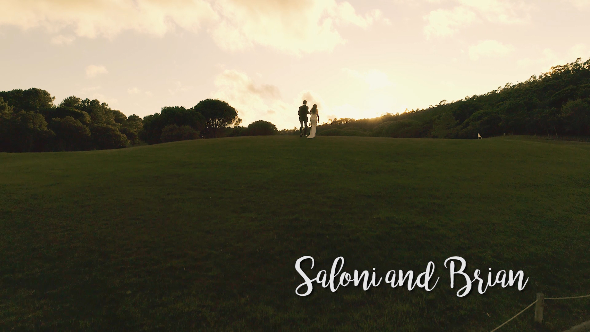 Saloni and Bryan {Clip do dia/Same day edit} Sintra, Portugal