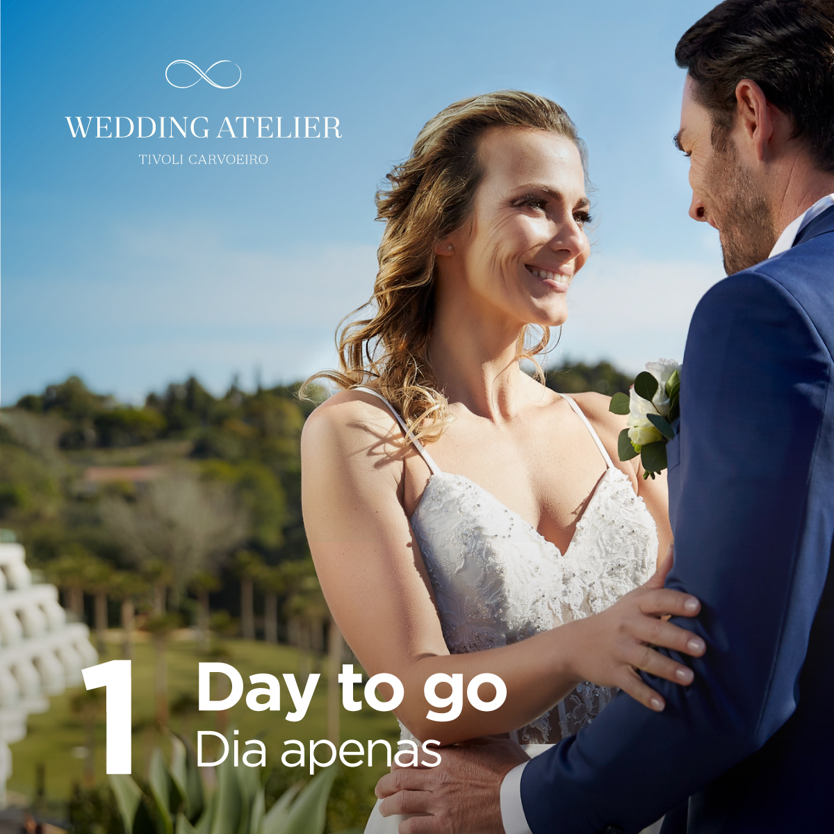 Wedding Atelier {Same Day Edit} in Tivoli Carvoeiro