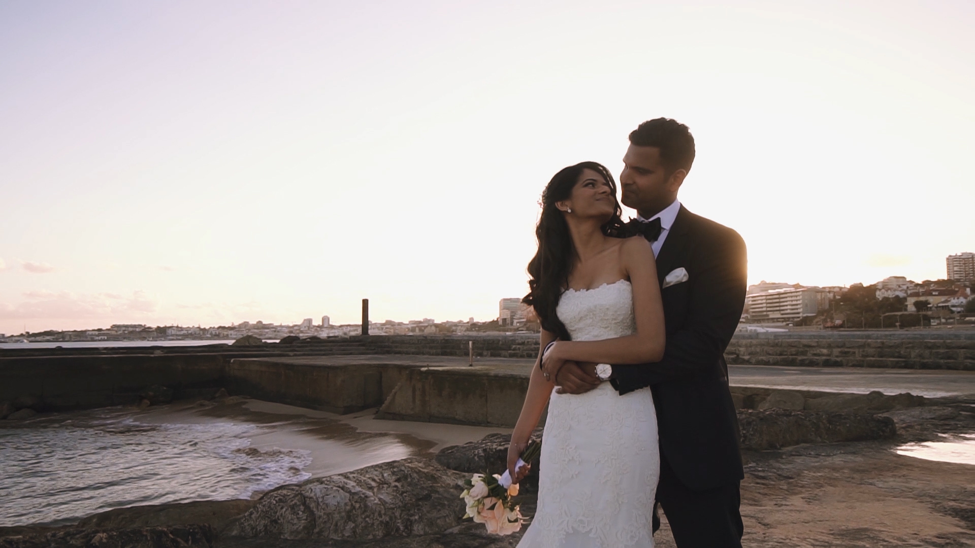 Andrea e Joshua {Same day edit in Lisbon, Portugal}