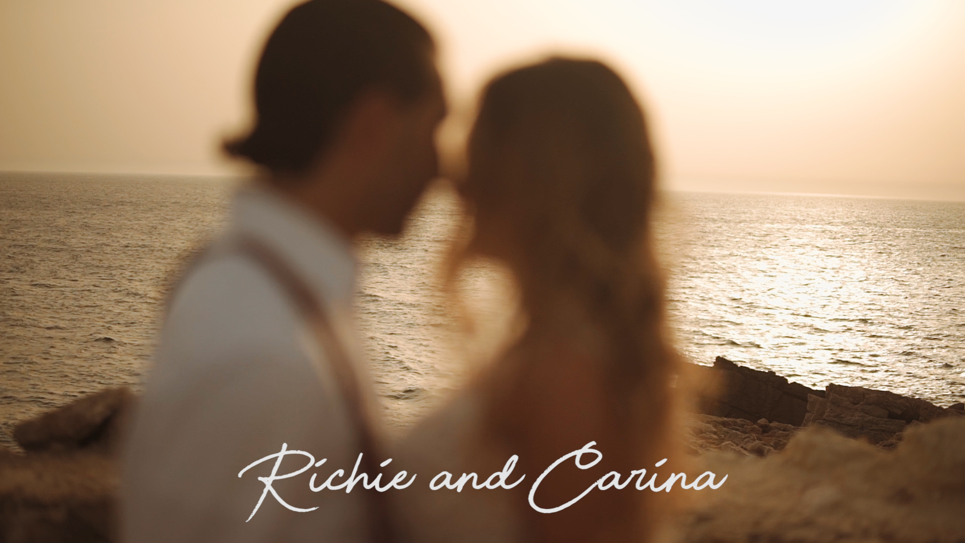 Richie and Carina {Same Day Edit} in Cascais, Portugal